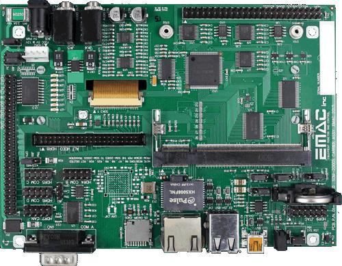 SoM-200GS MicroSD