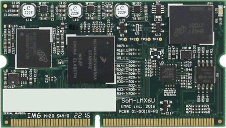 SoM-iMX6U ARM System on Module
