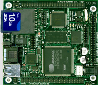 iPac-9302 Top View