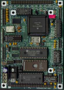 MicroPac HC11 Top View