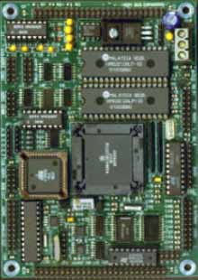 uPAC-HC16 Top View