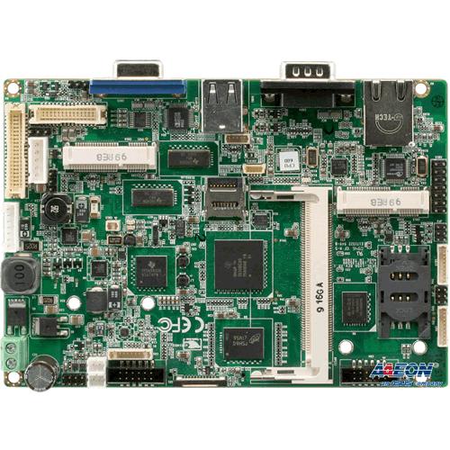 """GENE-1350 SBC 3.5"""" Top View"""