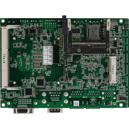 "GENE-QM87 3.5"" SBC Bottom View"