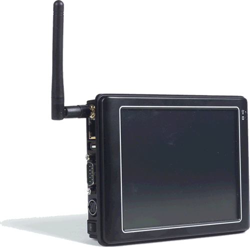 PEX-057T Panel PC