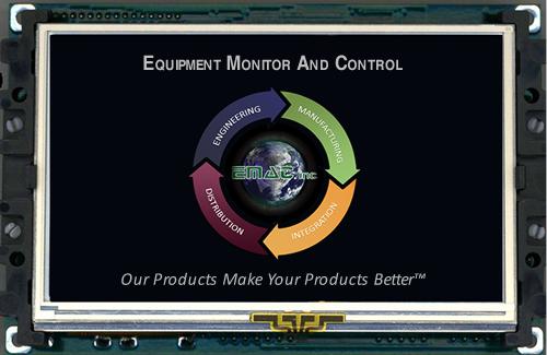 PPC-E4-3354 Open Frame ARM Panel