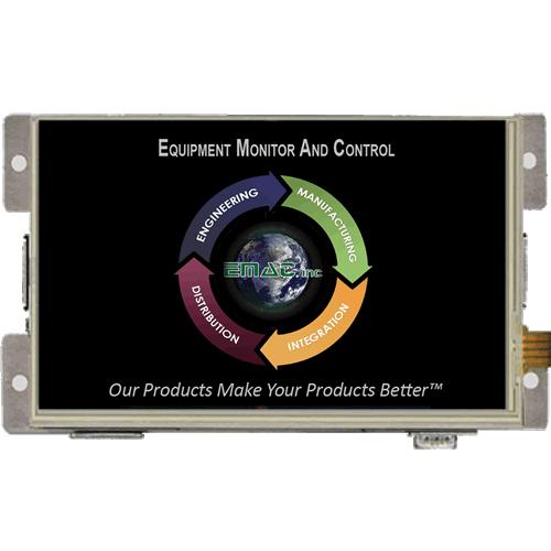 PPC-E7-3354 Panel Front