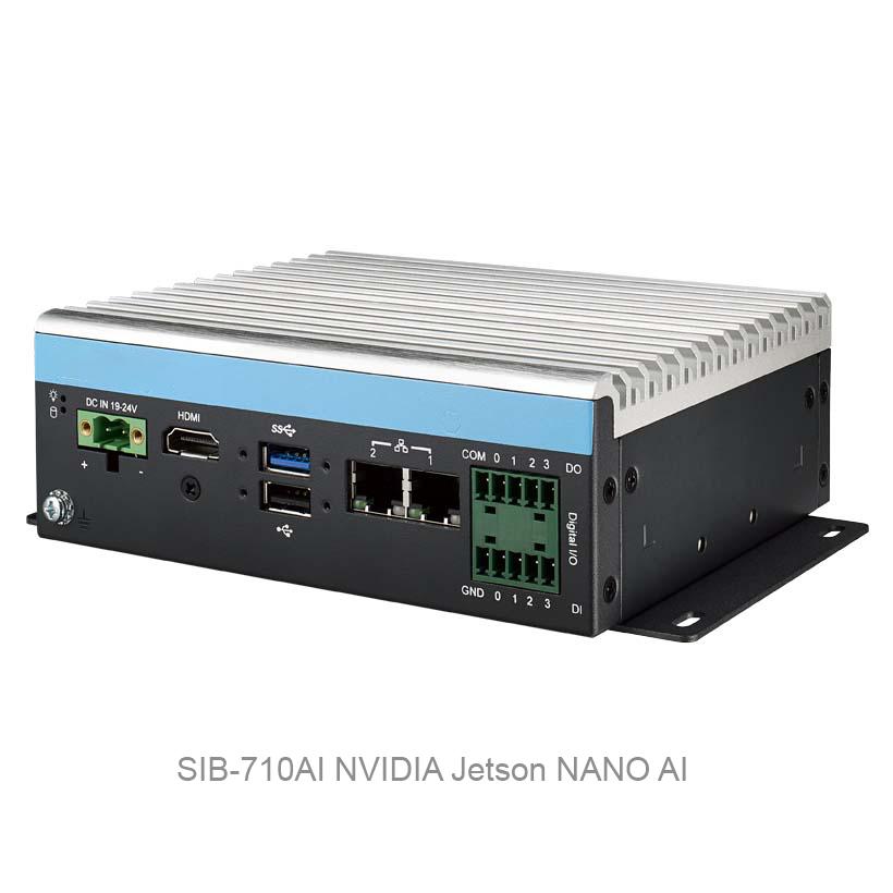 Nvidia Jetson Nano AI embedded server