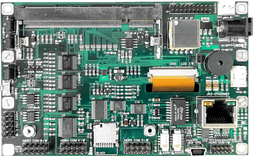 SoM-212ES Carrier Board