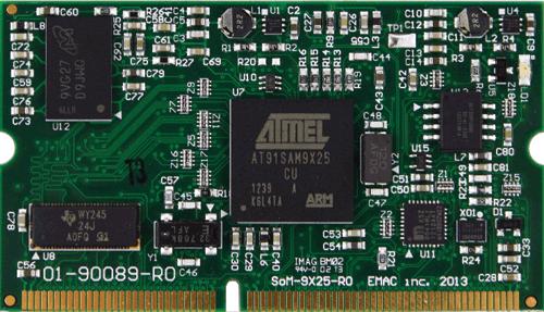 SoM- 9x25 System on Module