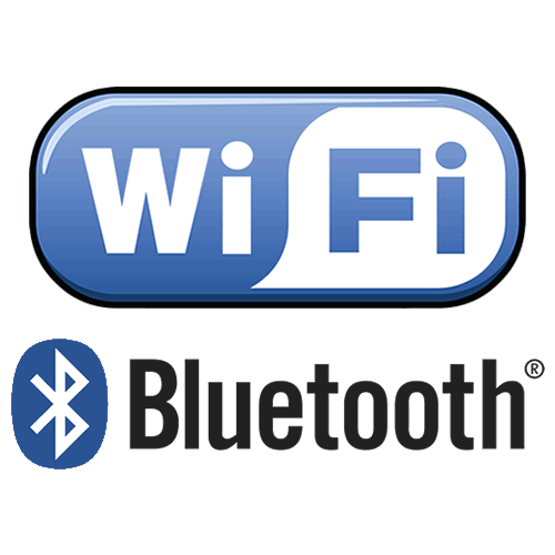 WiFi & bluetooth