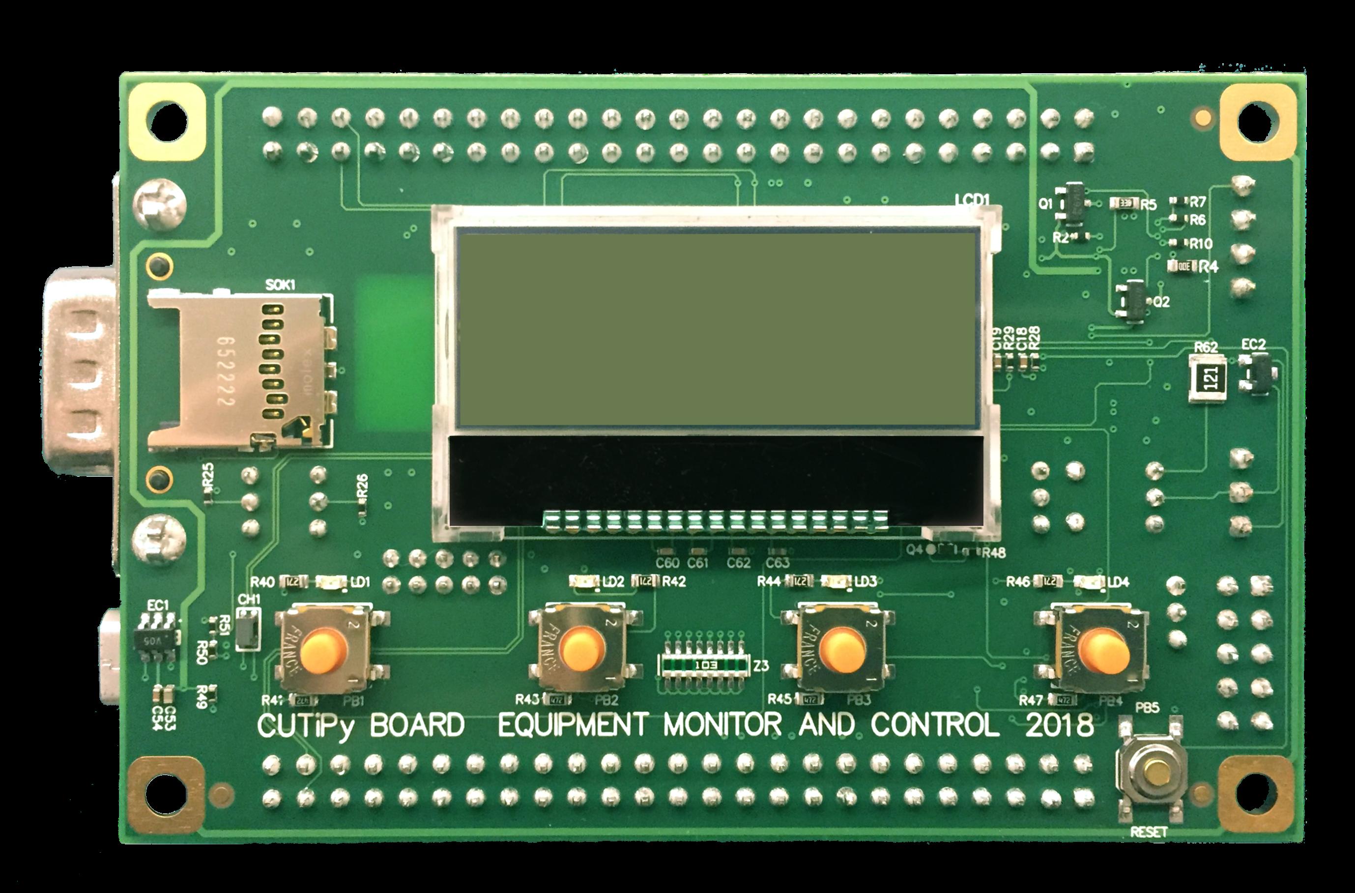 CutiPy™ Industrial IoT microcontroller