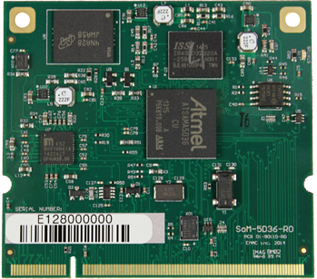 SoM-A5D36 ARM System on Module