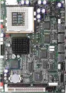 PCM-9578 Top View