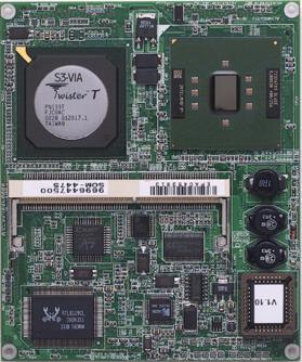 SoM-4475 Top View
