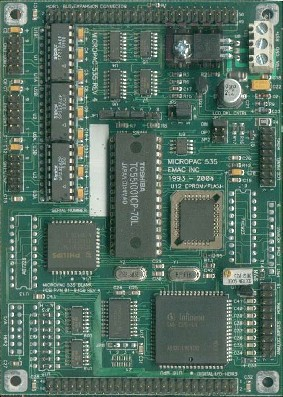 MicroPac 535 Top View